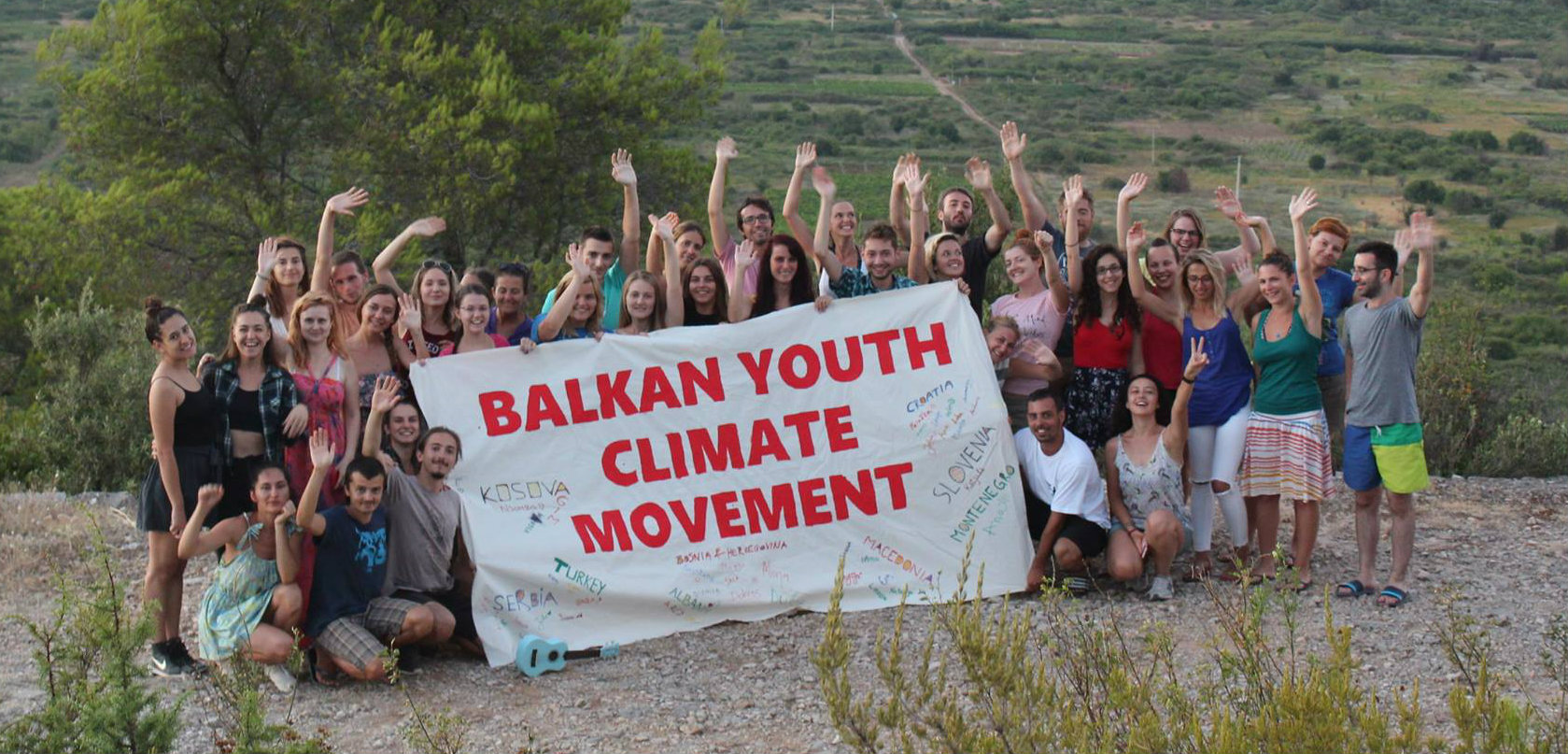Balkan Youth Climate Movement