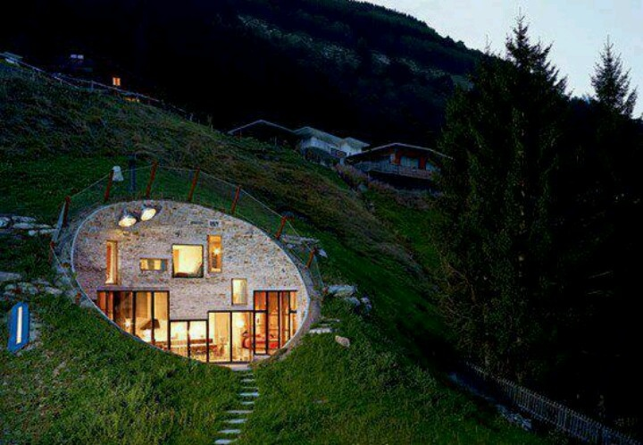 Earth Sheltered Homes : Comfortable, affordable and energy efficient